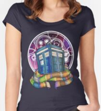 Would You Like A Jelly Baby Women's Fitted Scoop T-Shirt