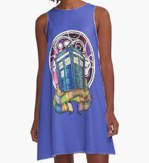 Would You Like A Jelly Baby A-Line Dress