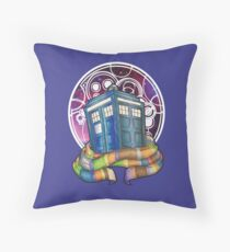 Would You Like A Jelly Baby Throw Pillow