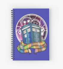 Would You Like A Jelly Baby Spiral Notebook