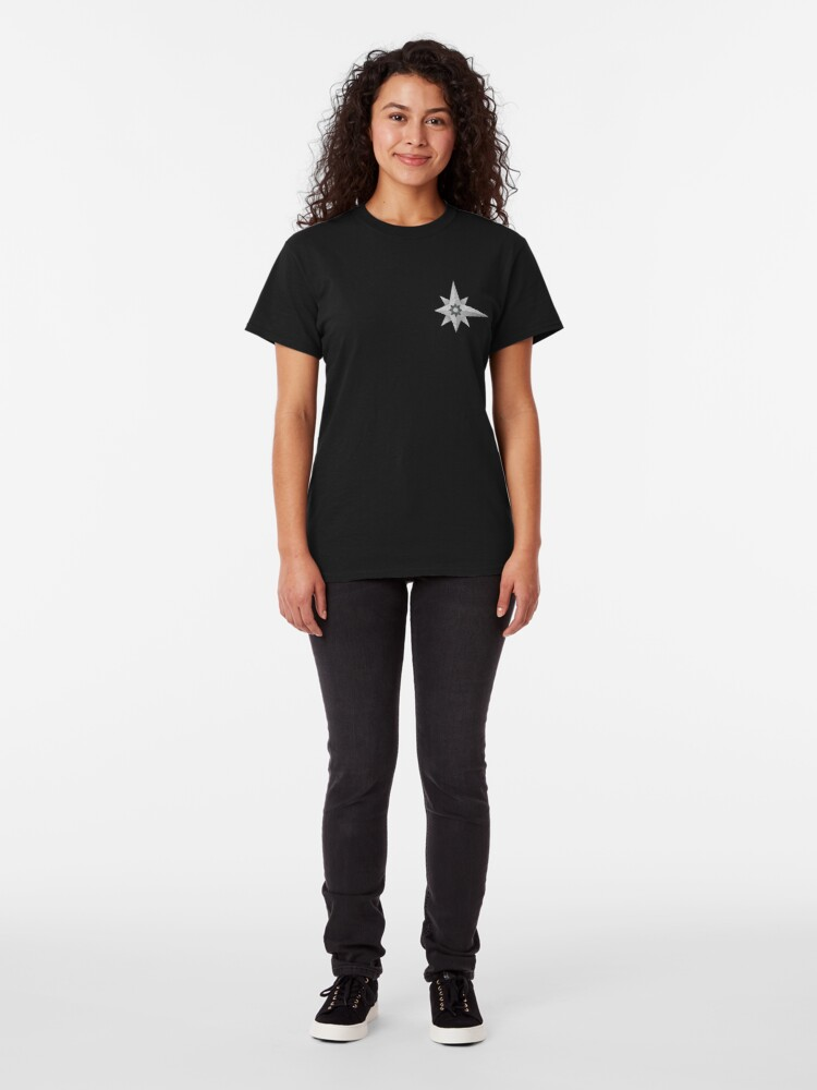 Alternate view of League of the stars Classic T-Shirt