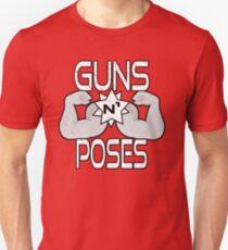 Guns N' Poses - Fitness Unisex T-Shirt