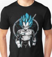 Vegeta Super Saiyan Blue Unisex T-Shirt