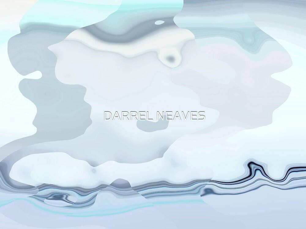 stormy sea by DARREL NEAVES