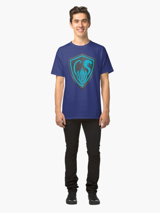 Alternate view of Free Rasalhague pride Classic T-Shirt