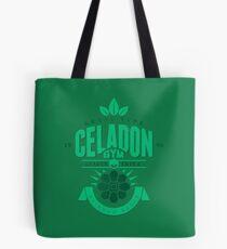 Celadon Gym Tote Bag