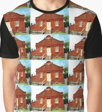 Royal Hall, Hill End Graphic T-Shirt