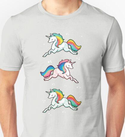 Rainbow Unicorns  T-Shirt