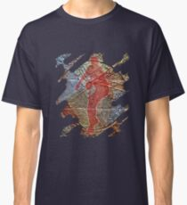 STRIKE THREE - BASEBALL PITCHER Classic T-Shirt