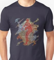 STRIKE THREE - BASEBALL PITCHER Unisex T-Shirt