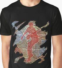 STRIKE THREE - BASEBALL PITCHER Graphic T-Shirt