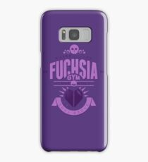 Fuchsia Gym Samsung Galaxy Case/Skin