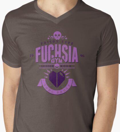 Fuchsia Gym T-Shirt