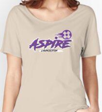 Launceston Aspire Paintball Team - Location Women's Relaxed Fit T-Shirt