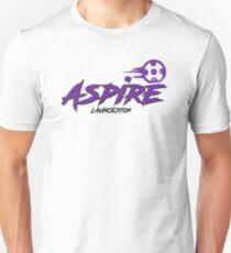 Launceston Aspire Paintball Team - Location Unisex T-Shirt