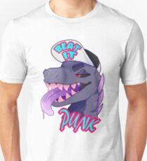 """Beat it, punk!"" Unisex T-Shirt"
