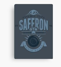 Saffron Gym Canvas Print