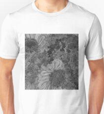 Floral Line 4 T-Shirt