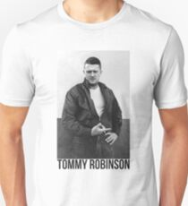 Tommy Robinson Unisex T-Shirt