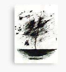 Struck Oil Canvas Print