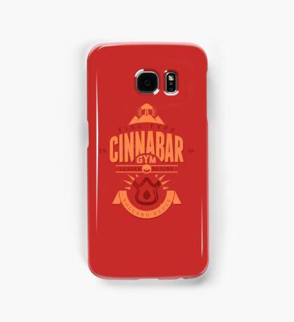 Cinnabar Gym Samsung Galaxy Case/Skin