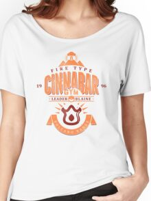Cinnabar Gym Women's Relaxed Fit T-Shirt