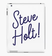 Steve Holt! iPad Case/Skin