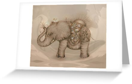 Magic Elephant by © Karin Taylor