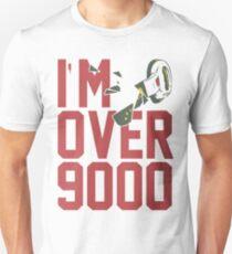 I M Over 9000!!! T-Shirt