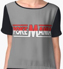 PokeMania Women's Chiffon Top