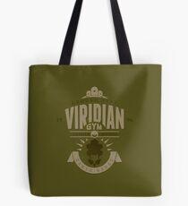 Viridian Gym Tote Bag