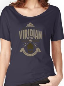 Viridian Gym Women's Relaxed Fit T-Shirt