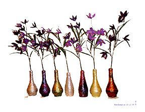 Vases in Line by ptkap
