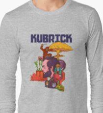 The Mind of Kubrick Long Sleeve T-Shirt