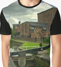 Tardbigge Engine House  Graphic T-Shirt