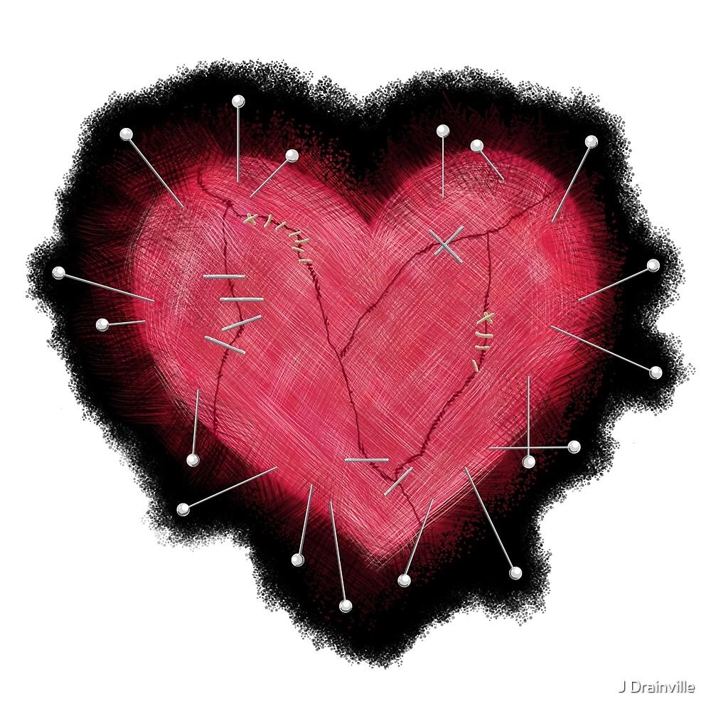 Heartache by Jacquelyne Drainville