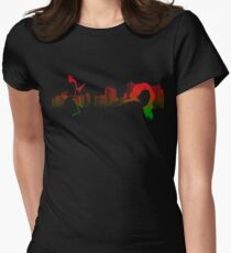 TOKYO METRO Womens Fitted T-Shirt