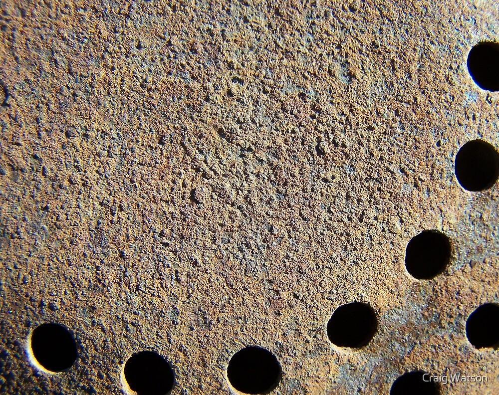 Holy Rust by Craig Watson