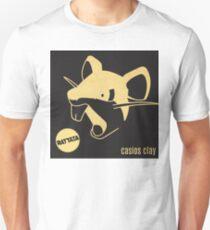RATTATA - CASIOS CLAY | RATATAT Tribute Song Album Art - Pokemon T-Shirt