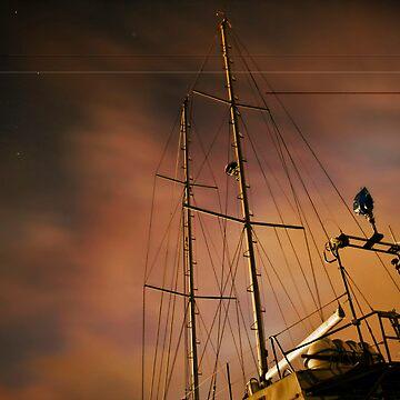 The Pirate Ship by jodiseva