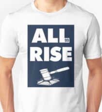 ALL RISE Aaron Judge NY Yankees  T-Shirt