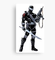 Snake Eyes Canvas Print