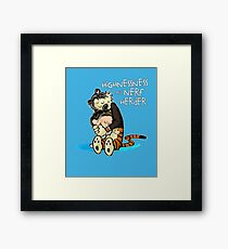 Farewell Committee Framed Print