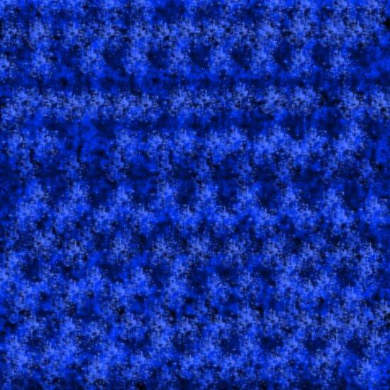 Blue Pixel Design by InfiniteWonders
