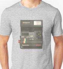 Polaroid Camera Supercolor 635CL Unisex T-Shirt