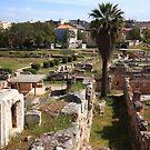 Athens' Kerameikos by zumi