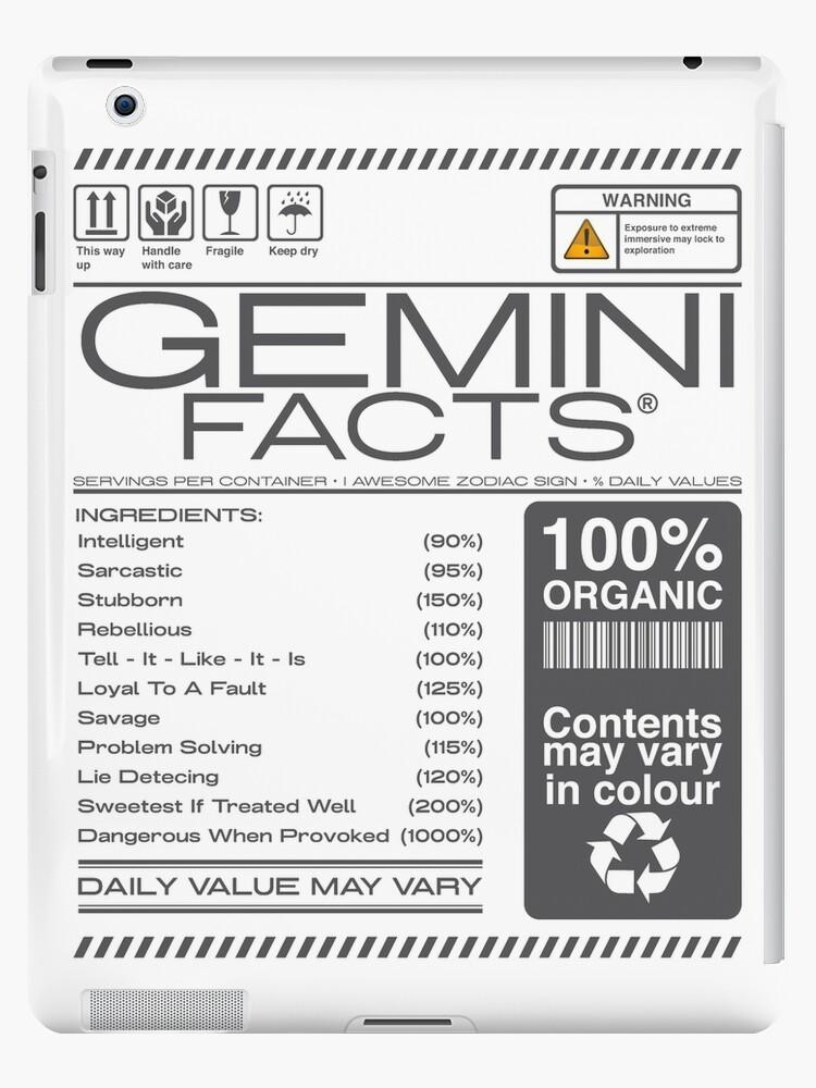 Warning Gemini Horoscope Facts Astrological Zodiac By Bestdesign4u