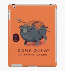 ganon iPad Case/Skin