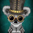 Steampunk-Baby-Koalabär von jeff bartels