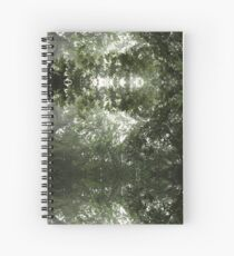 Nature's Canopy Spiral Notebook